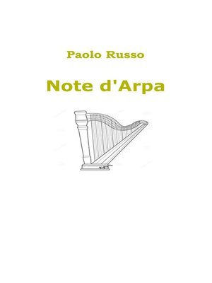 cover image of Note d'arpa