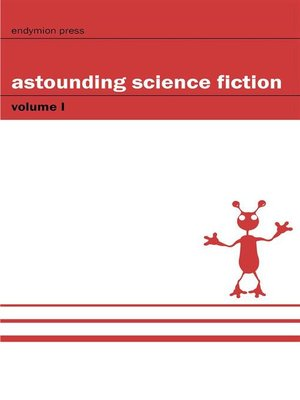 cover image of Astounding Science Fiction--Volume I
