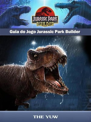 cover image of Guia Do Jogo Jurassic Park Builder