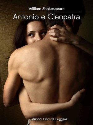 cover image of Antonio e Cleopatra