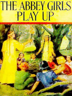 cover image of The Abbey Girls Play Up