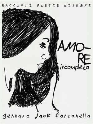 cover image of Amore Incompleto