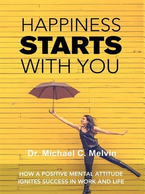 cover image of Happiness Starts With You