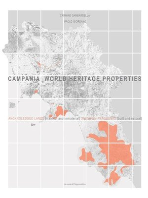 cover image of Campania World Heritage Properties