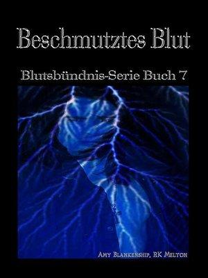 cover image of Beschmutztes Blut