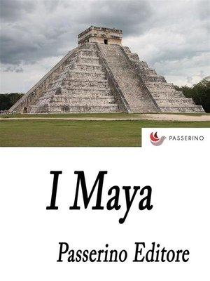 cover image of I Maya