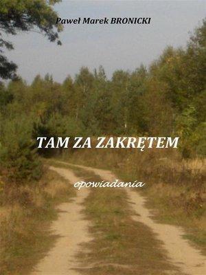 cover image of Tam za zakrętem