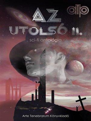 cover image of Az utolsó III/2.