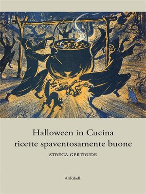 cover image of Halloween in Cucina