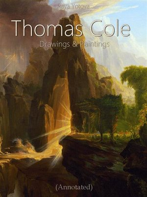 cover image of Thomas Cole--Drawings & Paintings (Annotated)