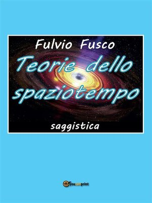 cover image of Teorie dello spaziotempo