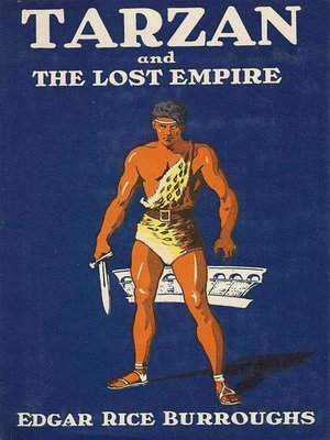 cover image of Tarzan and the Lost Empire