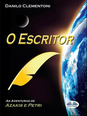 cover image of O Escritor