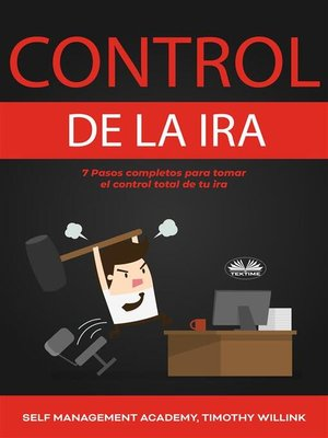 cover image of Control De La Ira