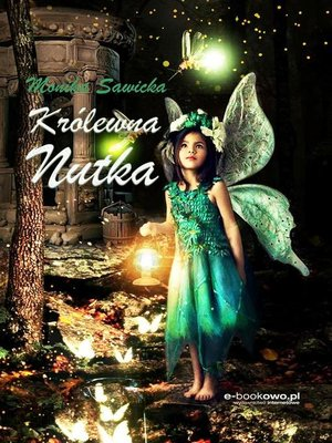 cover image of Królewna Nutka