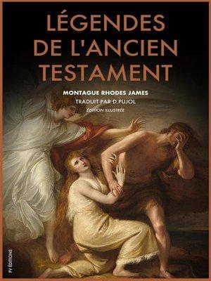cover image of Légendes de l'Ancien Testament (Traduction inédite)
