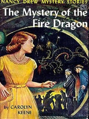 cover image of Nancy Drew 38--The Mystery of the Fire Dragon
