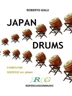 cover image of Japan drums