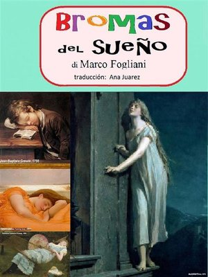 cover image of Bromas Del Sueño