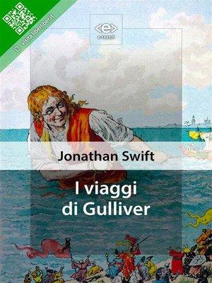 cover image of I Viaggi di Gulliver