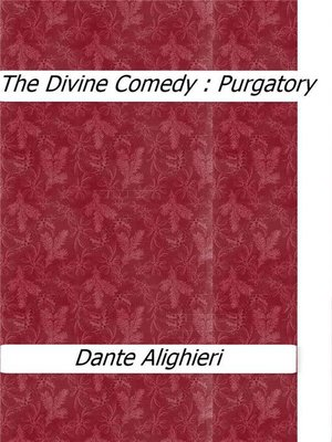 cover image of The Divine Comedy --Purgatory