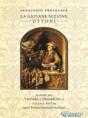 cover image of La Giovane sezione Ottoni