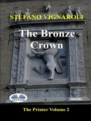 cover image of The Bronze Crown