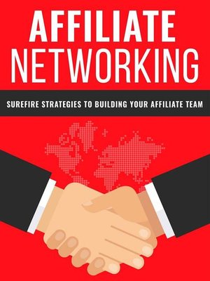 cover image of Affiliate Networking