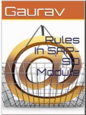 cover image of Rules In SAP-SD Module