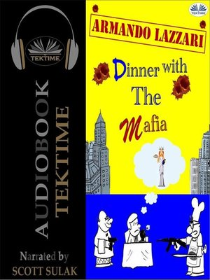 cover image of Dinner With the Mafia