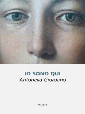 cover image of Io Sono Qui