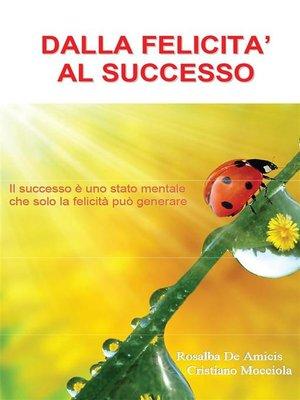 cover image of Dalla Felicità al Successo