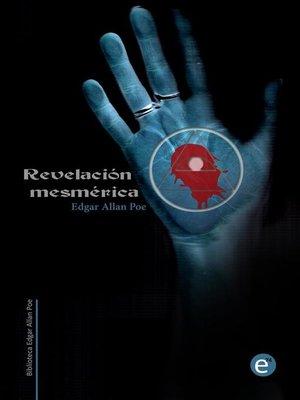 cover image of Revelación mesmérica