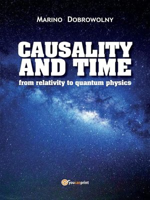 cover image of Causality and time