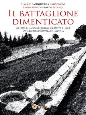 cover image of Il battaglione dimenticato