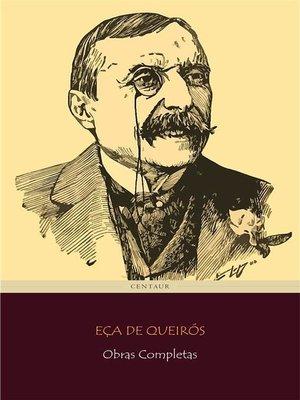 cover image of Obras Completas de Eça de Queirós