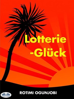 cover image of Lotterie-Glück