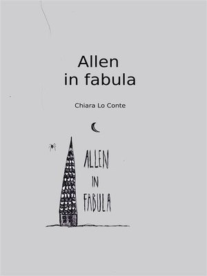 cover image of Allen in Fabula