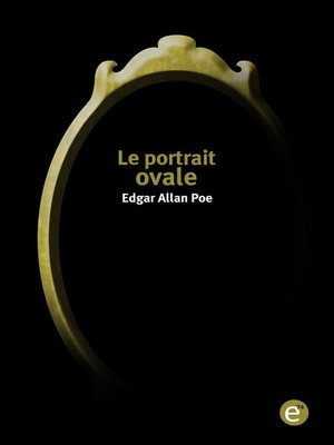 cover image of Le portrait ovale
