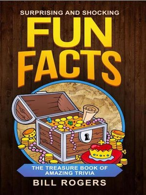 cover image of Surprising and Shocking Fun Facts -