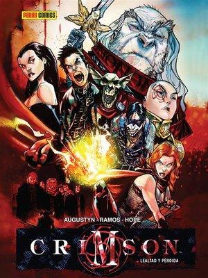 cover image of Crimson
