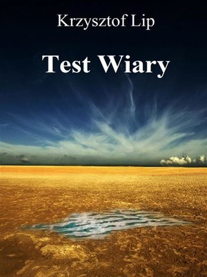 cover image of Test wiary