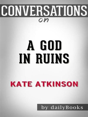 cover image of A God in Ruins--by Kate Atkinson