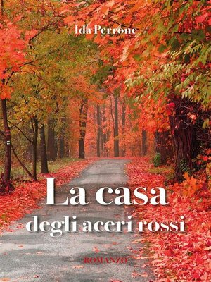 cover image of La casa degli aceri rossi