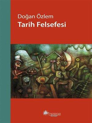 cover image of Tarih Felsefesi