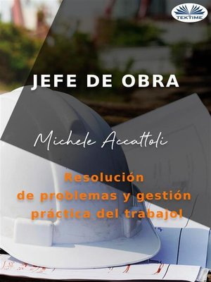 cover image of Jefe De Obra