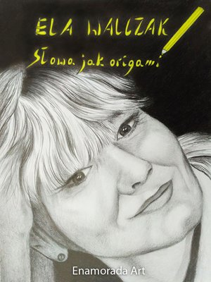 cover image of Słowa jak origami