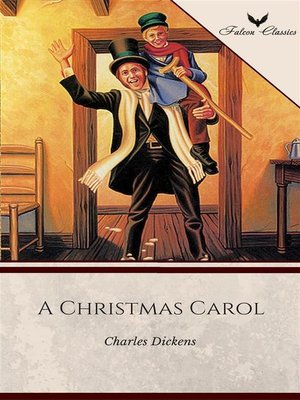 cover image of A Christmas Carol (Falcon Classics) [The 50 Best Classic Books Ever--# 19]