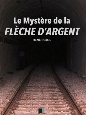 cover image of Le mystère de la flèche d'argent