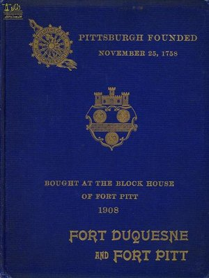 cover image of Fort Duquesne and Fort Pitt